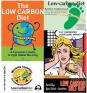 Mosaïque guide de régime carbone